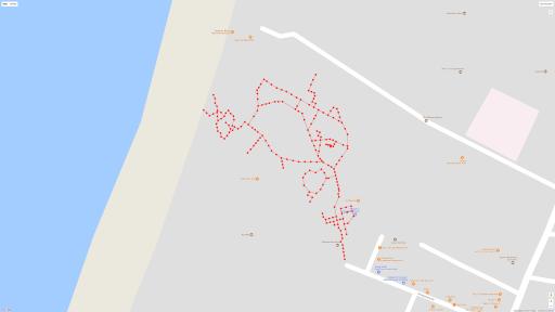 Senegambia Beach Hotel op Google Maps