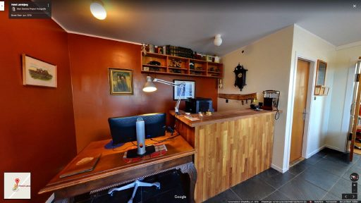 Virtuele tour van Hotel Latrabjarg op Google Streetview