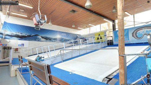 Virtuele tour van Indoor Ski & Snowboard Rotterdam op Google Streetview
