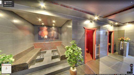 Virtuele tour van Privé Sauna Ishidoro op Google Streetview