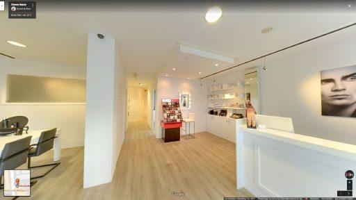 Virtuele tour van Shanna Beauty op Google Streetview