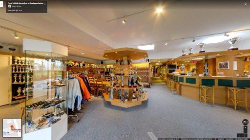 Virtuele tour van Firma Veldwijk Sportprijzen en Relatiegeschenken op Google Streetview