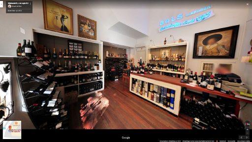 Virtuele tour van Wijnhandel B.J. de Logie op Google Streetview