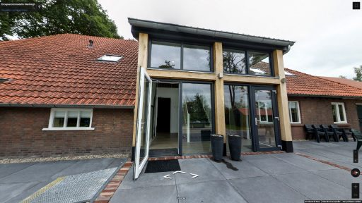 Virtuele tour van Groepsaccommodatie Ulenborgh op Google Streetview