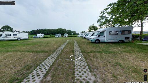 "Virtuele tour van Camperplaats""De Nijenhaer"" op Google Streetview"