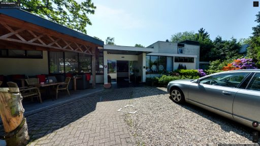 Virtuele tour van Hotel De Foreesten op Google Streetview