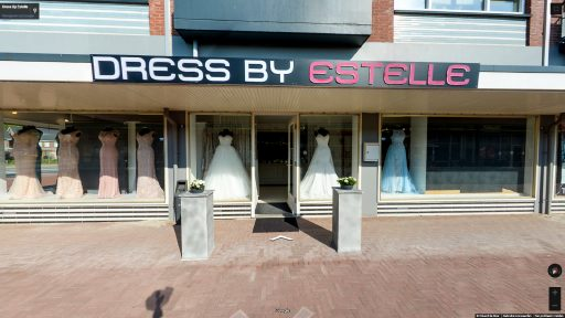 Virtuele tour van Dress By Estelle op Google Streetview