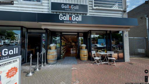 Virtuele tour van Gall & Gall Dedemsvaart op Google Streetview