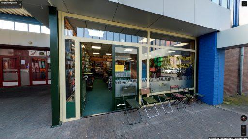 Virtuele tour van Hengelsport Apeldoorn op Google Streetview