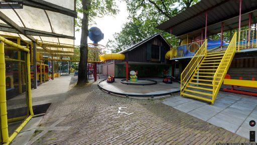 Virtuele tour van Speelpark Hoge Boekel op Google Streetview