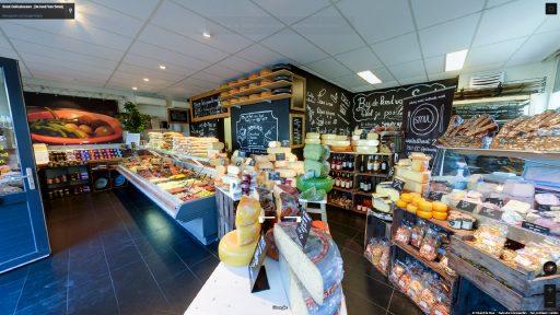 Virtuele tour van Smul Delicatessen (De knul Van Smul) op Google Streetview