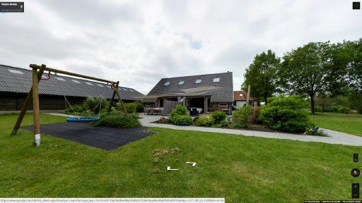 Virtuele tour van Woldse Weelde op Google Streetview