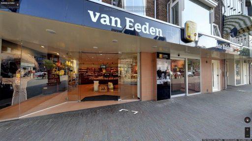 Virtuele tour van Bakkerij van Eeden op Google Streetview