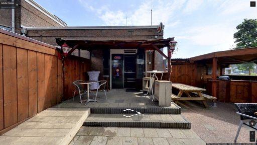 Virtuele tour van Cafe/Bar Thomas op Google Streetview
