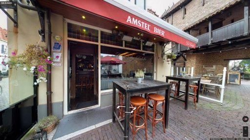 Virtuele tour van Café De Belofte op Google Streetview