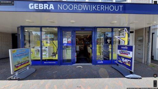 Virtuele tour van Gebra Noordwijkerhout op Google Streetview