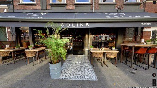 Virtuele tour van Colins Breda op Google Streetview