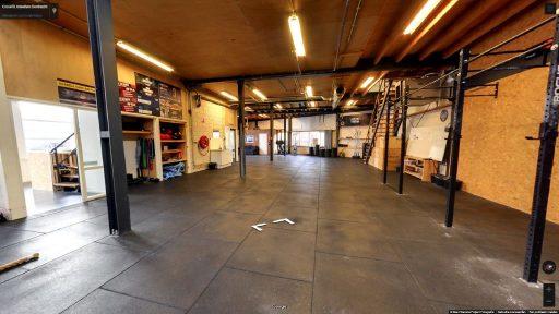 Virtuele tour van CrossFit Imbellem Dordrecht op Google Streetview
