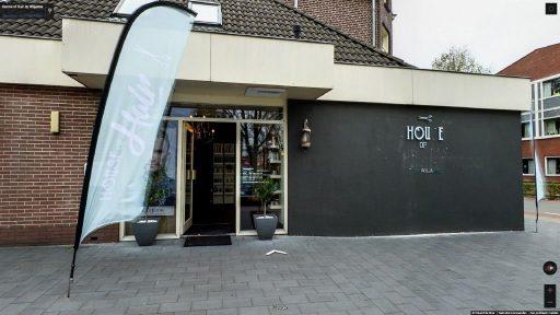 Virtuele tour van House of Hair by Wiljanne op Google Streetview