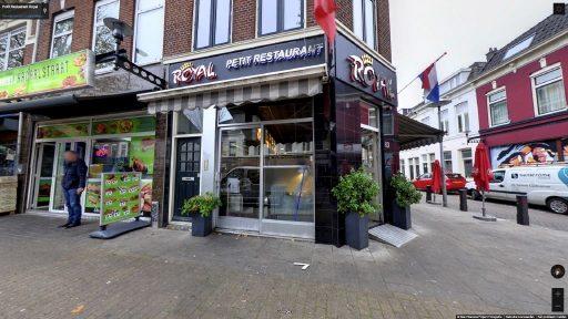 Virtuele tour van Petit Restaurant Royal op Google Streetview