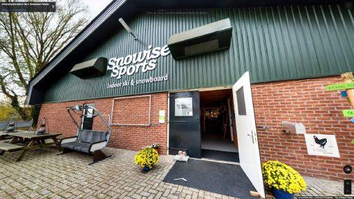 Virtuele tour van SnowiseSports Indoor Ski & Snowboard Twente op Google Streetview