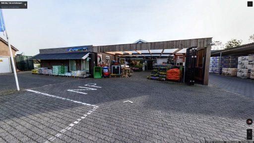 Virtuele tour van VMB Dier, Tuin en Ruitersport op Google Streetview